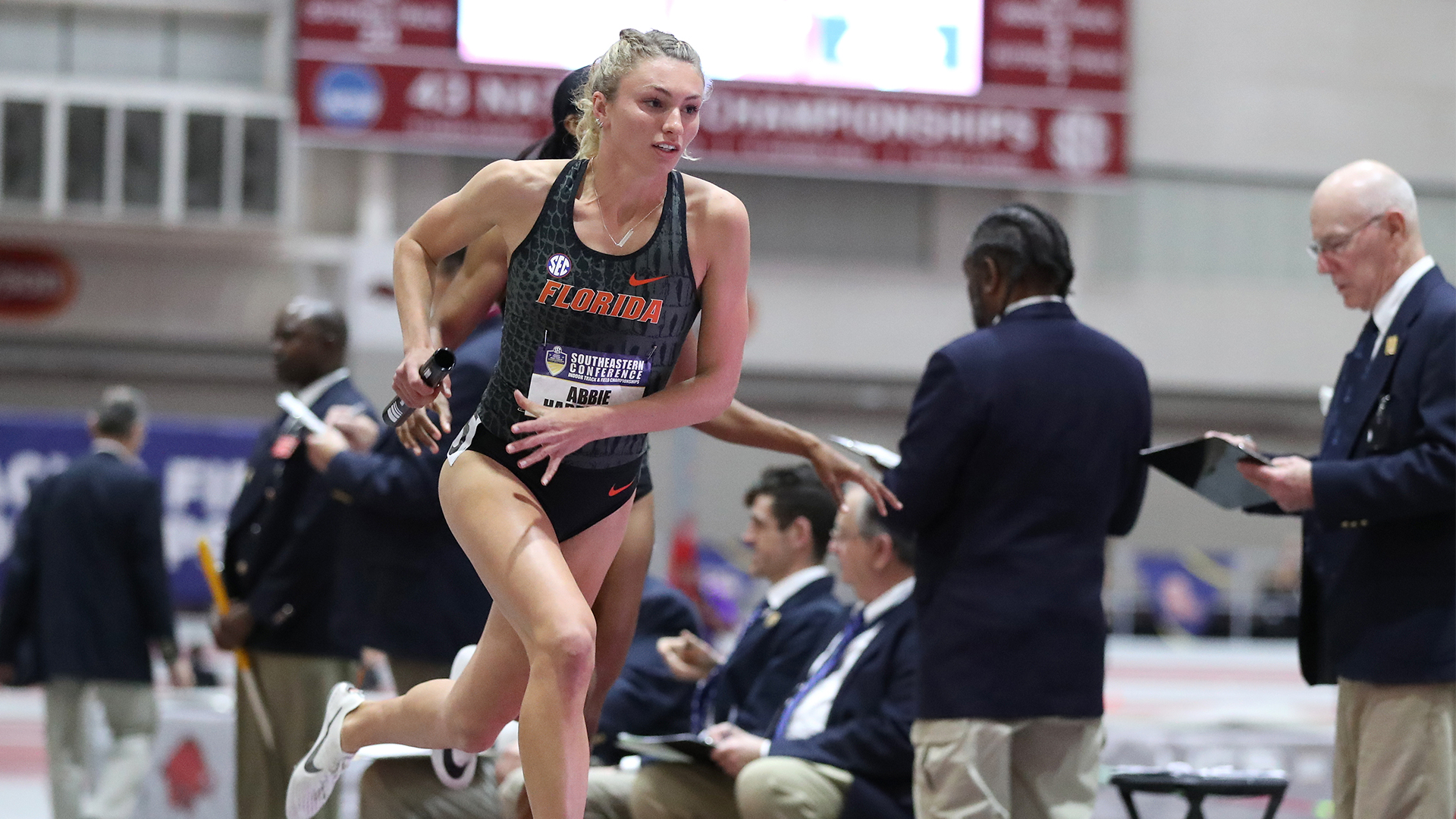 sec championship track and field 2020