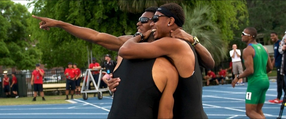 Gators Blaze Up the Track on Final Day of 2014 Pepsi Florida Relays ... f45f6e0bc5d3