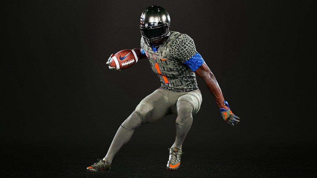 5bdeafc4e Gators Reveal New Alternate Uniform - Florida Gators