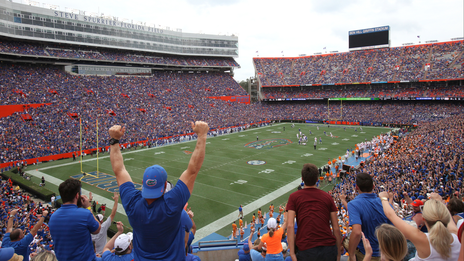 picture relating to Fsu Football Schedule Printable called Corrected: Gators Launch 2018 Soccer Plan - Florida