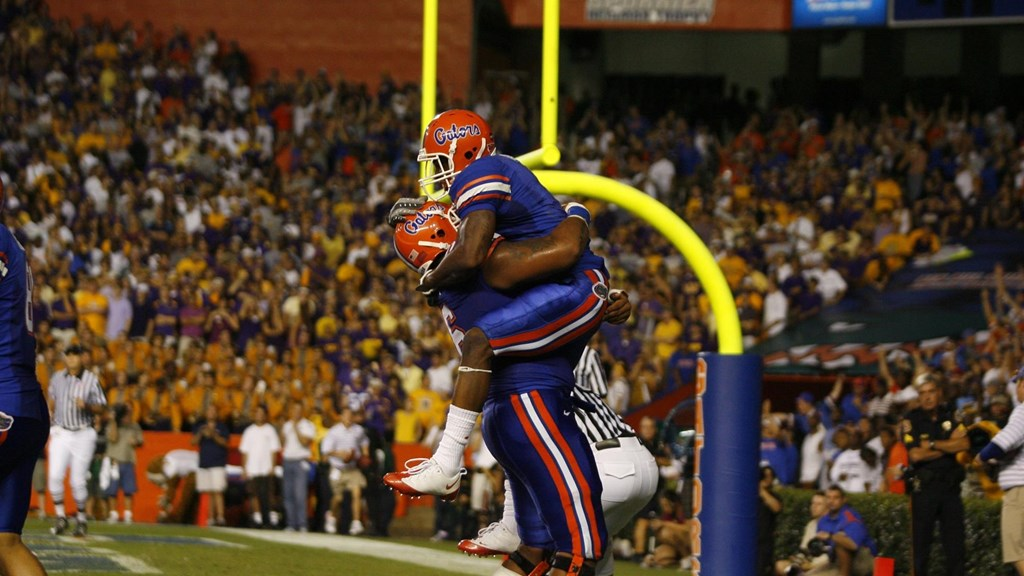 d899bd36213 Gators Can Conjure up Past with LSU