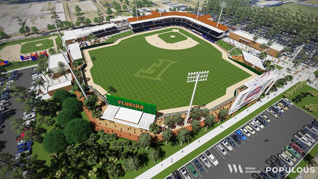 Uf Calendar 2020 To 2018 Gators Getting a New Ballpark   Florida Gators