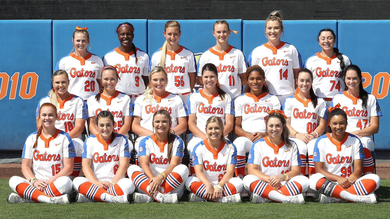2018 Softball Roster Florida Gators