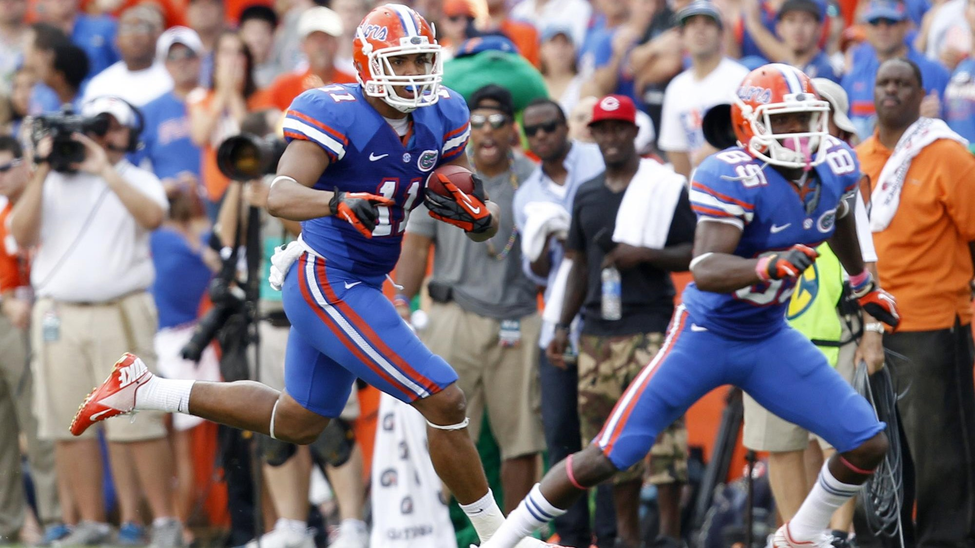 4438a06a Gators in the NFL – Week One - Florida Gators