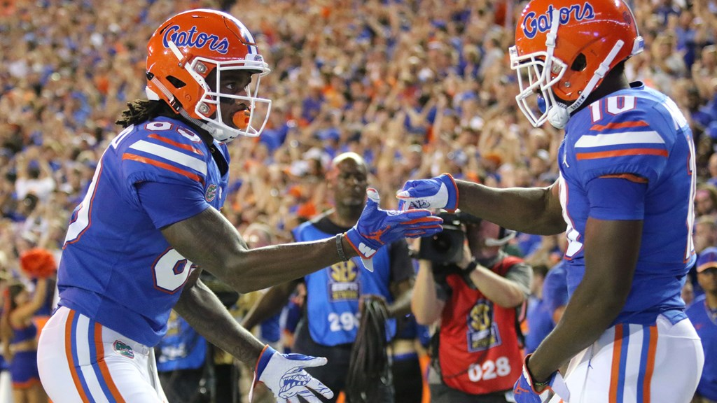 Gators Release Depth Chart For Colorado State