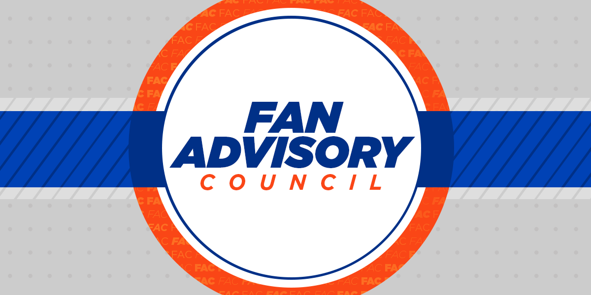 fbe841aaf The Gators Fan Advisory Council assists The University of Florida Athletic  Association in the evaluation and enhancement of the overall fan experience  at ...