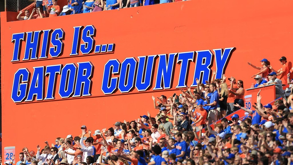 Uf Schedule 2020.Gators Release 2020 Football Schedule Florida Gators
