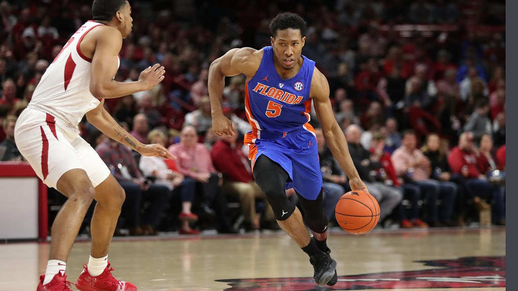 e384b1bd92 Gators Close Out Arkansas, Avoid Second Straight Late-Game Collapse ...