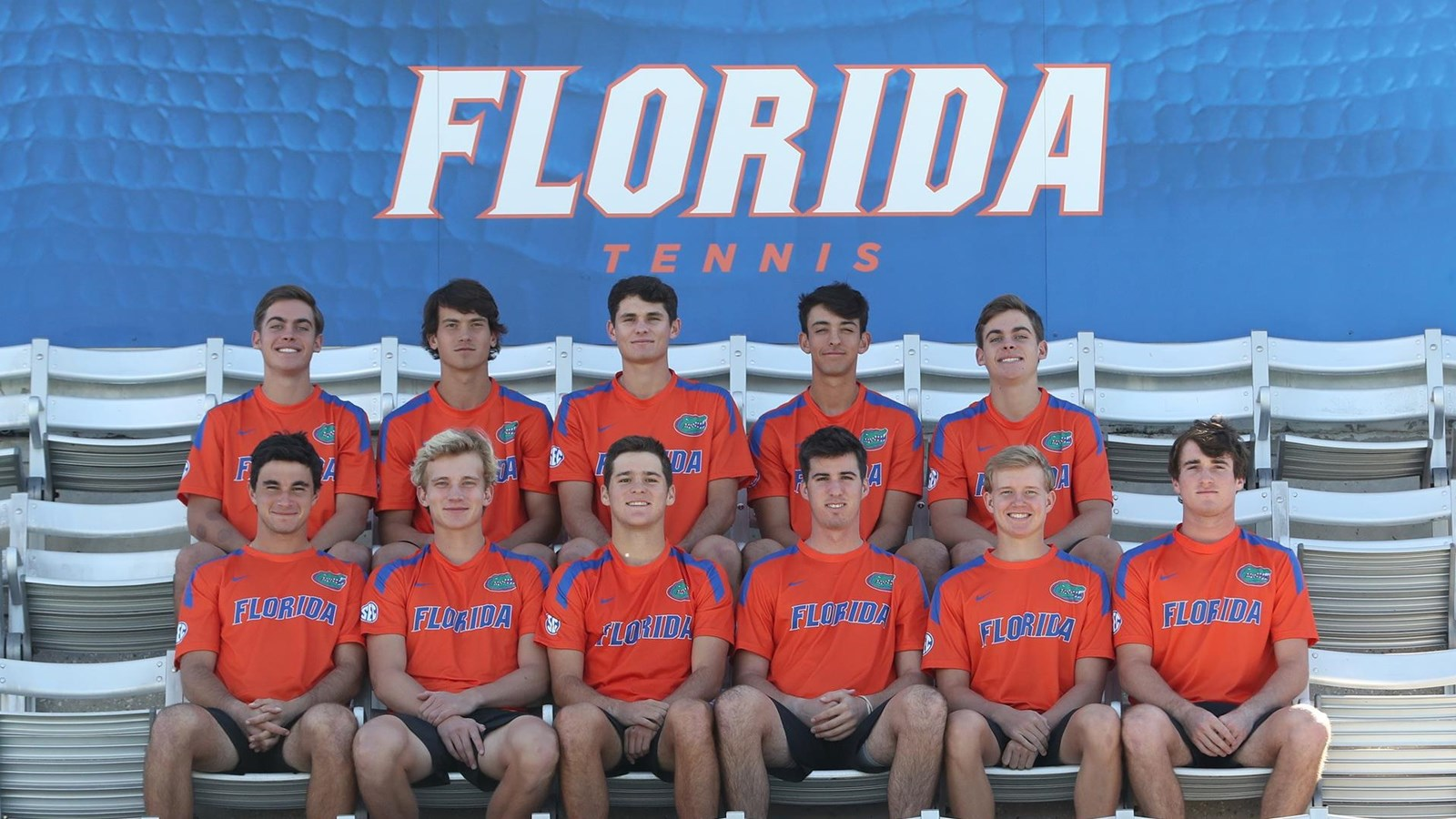 2018 19 Men S Tennis Roster Florida Gators