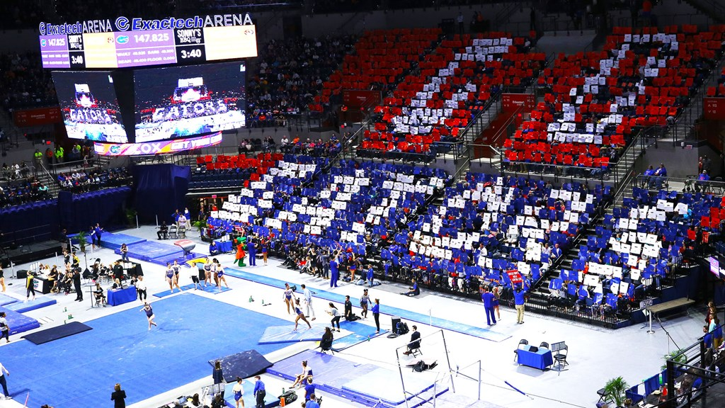 Uf Schedule 2020.Challenging 2020 Gator Gymnastics Schedule Revealed