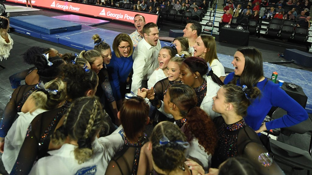 No. 2 Gators Claim Undefeated SEC Record with Win at No. 10 Georgia.