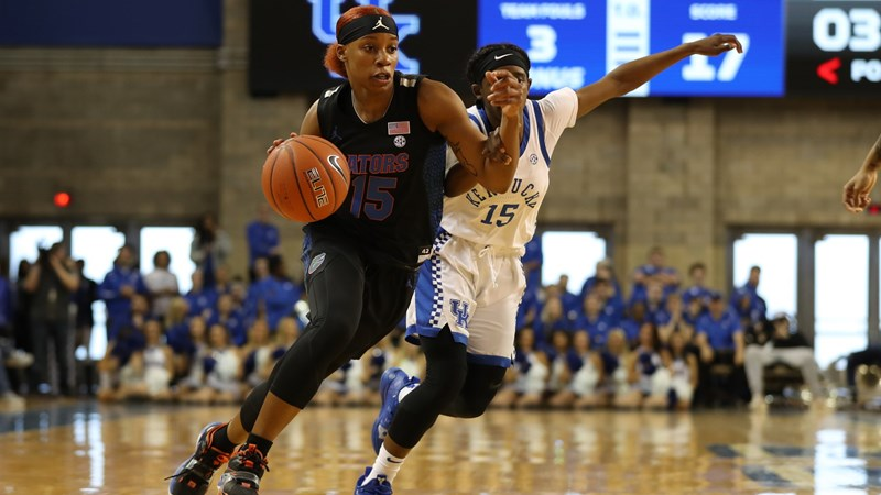 Gators Host Lady Bulldogs Sunday on SEC Network - Florida Gators