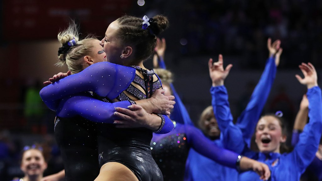 No. 2 Gators Claim Win Over No. 4 Denver & No. 18 Iowa State