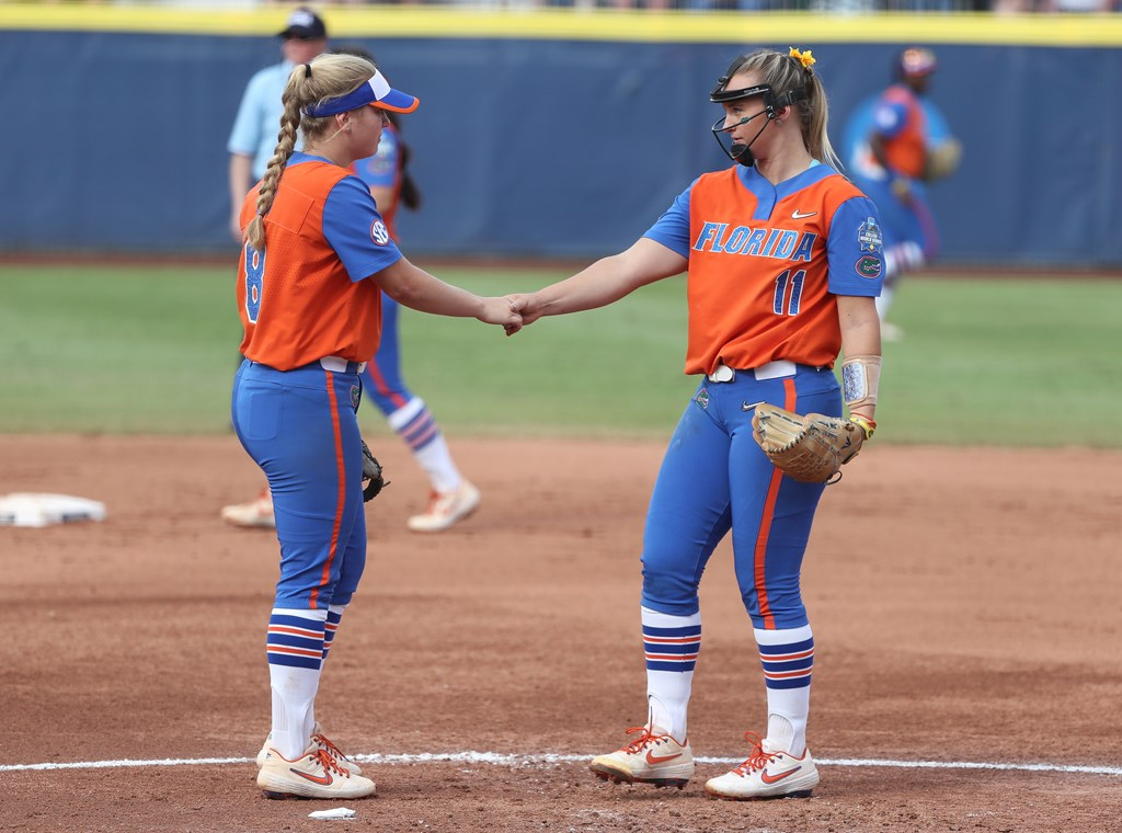 Her Call to Duty - Florida Gators